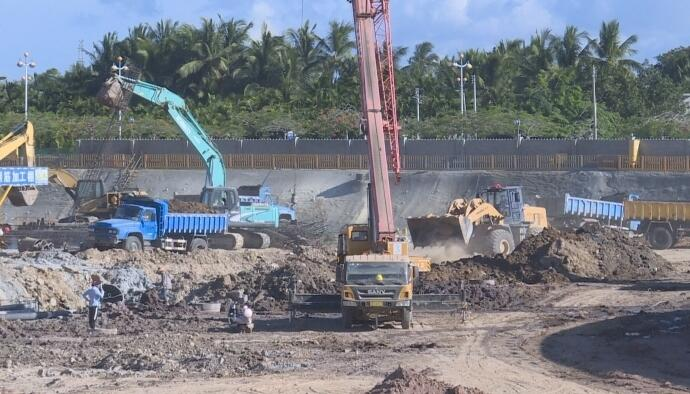 琼海市打造廉洁项目 建设廉洁工程