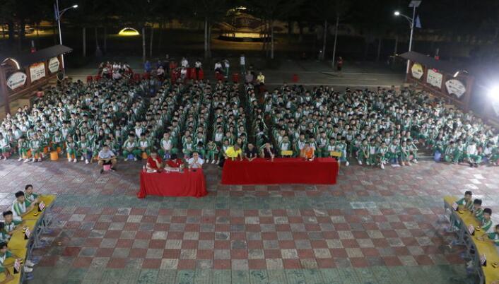 不学礼,无以立——温泉中学举行2020年校纪校规知识竞赛活动