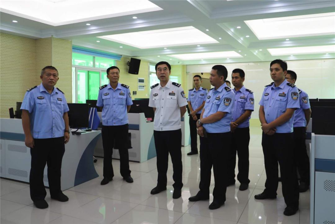"""琼海:实战化改革提升警务效能 模块化作战力保""""双节""""平安"""