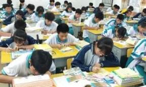 """东太学校举办""""初三学生现场作文比赛""""活动"""
