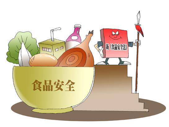 市市场监管局:《食品安全法》为消费者维权护航